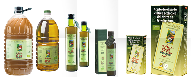 productos El Lagar del Soto Clásico Ecológico variedad 100% manzanilla cacereña