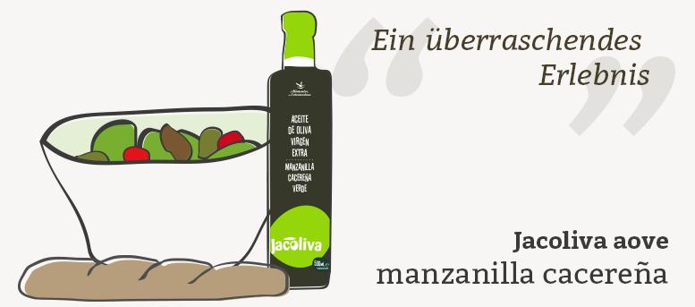 Beschreibung jacoliva aove manzanilla cacereña