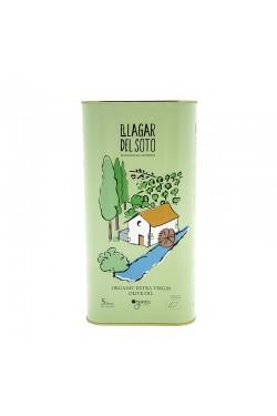 El Lagar del Soto Classic Organic Can 5 Liters / Box: 3 unit x 5L