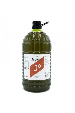 EVOO Jacoliva P.E.T 5 Liters / Box: 3 unit x 5L